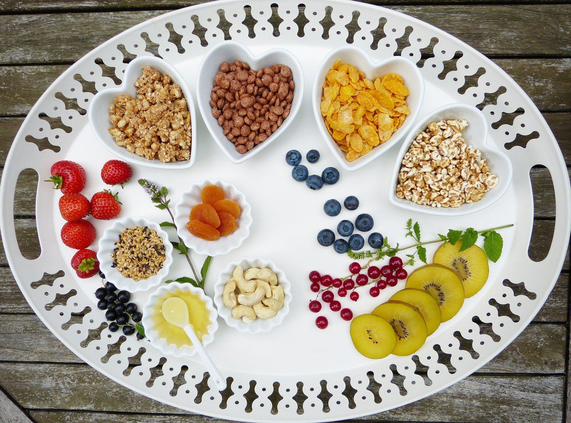 Curs de Nutrició i Dietètica